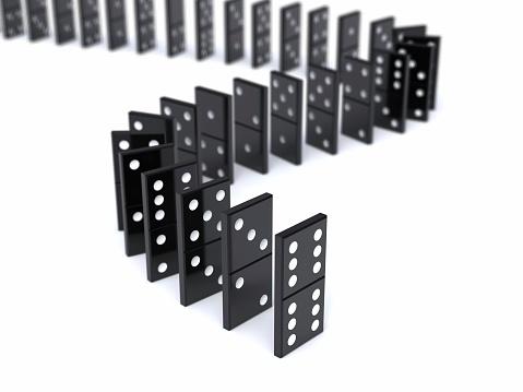 Continuity「3D domino」:スマホ壁紙(5)