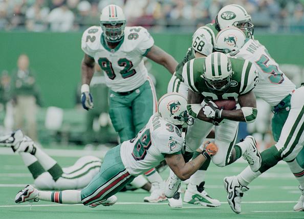 Miami Dolphins「Miami Dolphins vs New York Jets」:写真・画像(19)[壁紙.com]