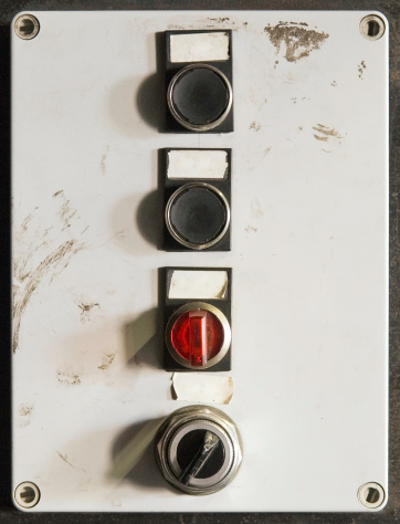 Push Button「Grungy Old Buttons / Switches」:スマホ壁紙(4)