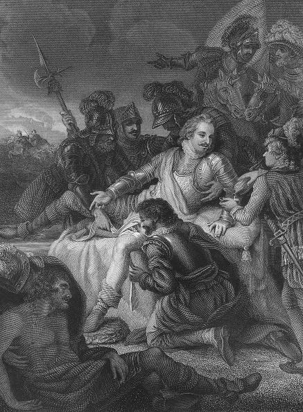 Elizabethan Style「Death of Sir Philip Sidney」:写真・画像(12)[壁紙.com]