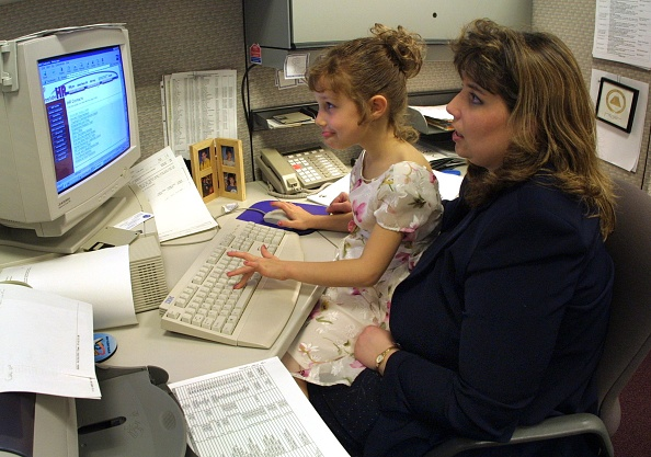 Working「Take Our Children To Work Day」:写真・画像(19)[壁紙.com]