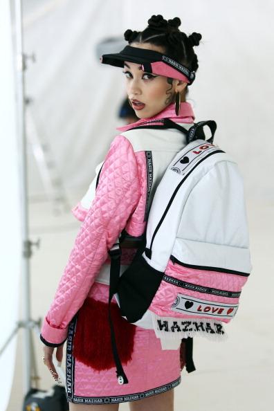 Kiko Mizuhara「Nasir Mazhar - Presentation: London Fashion Week SS14」:写真・画像(2)[壁紙.com]
