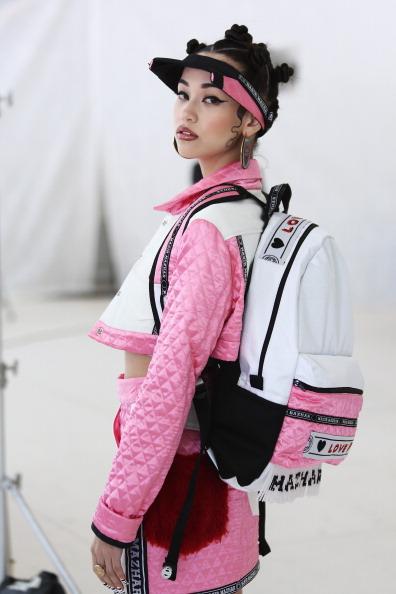Kiko Mizuhara「Nasir Mazhar - Presentation: London Fashion Week SS14」:写真・画像(5)[壁紙.com]