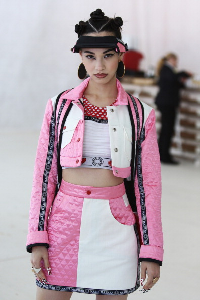 Kiko Mizuhara「Nasir Mazhar - Presentation: London Fashion Week SS14」:写真・画像(4)[壁紙.com]