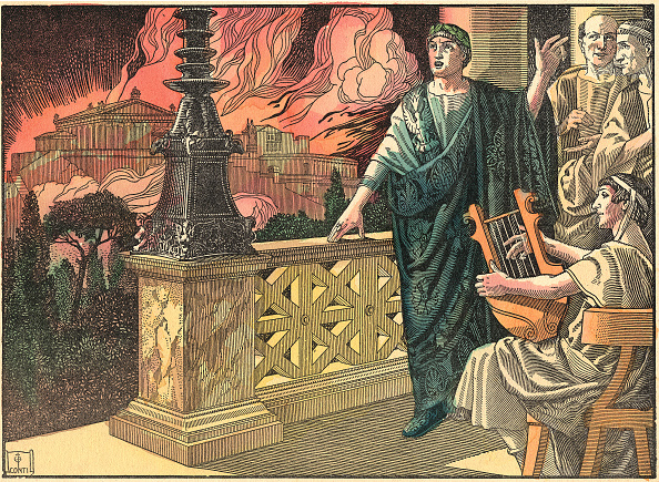 Emperor「NERO AND THE BURNING OF ROME」:写真・画像(3)[壁紙.com]