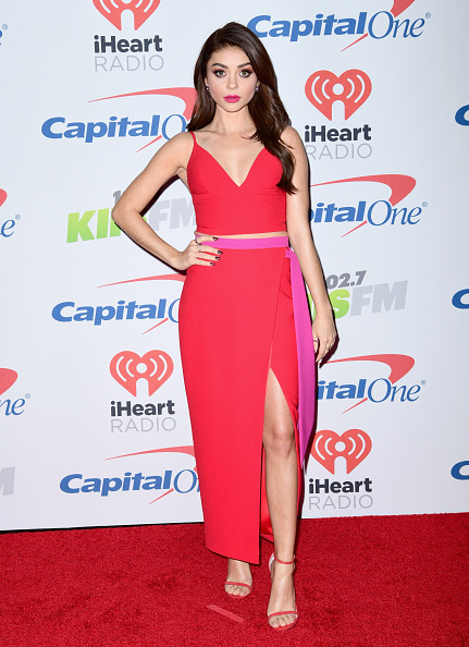 Hot Pink「102.7 KIIS FM's Jingle Ball - PRESS ROOM」:写真・画像(2)[壁紙.com]