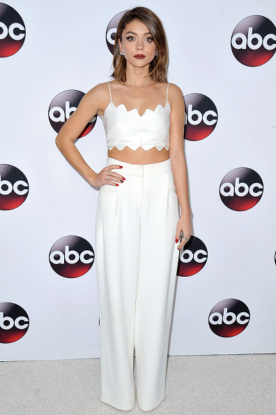 High Waist Pants「2016 Winter TCA Tour - Disney/ABC - Arrivals」:写真・画像(18)[壁紙.com]