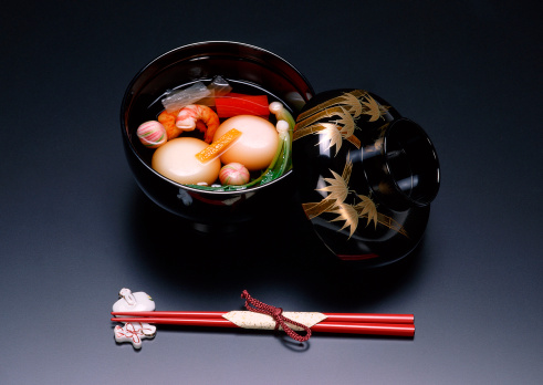 Annual Event「Rice Cakes Boiled with Vegetables」:スマホ壁紙(10)