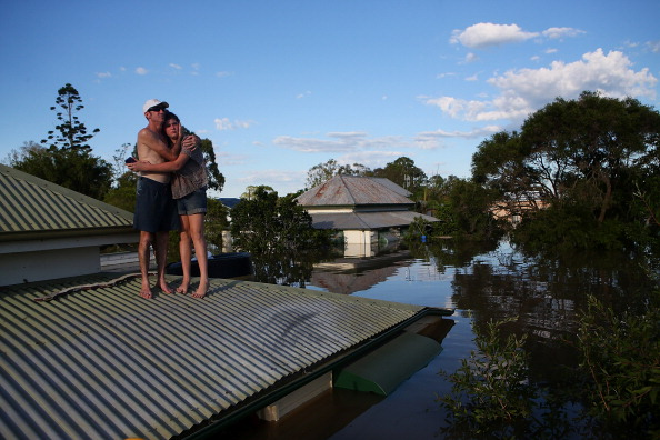 Extreme Weather「Severe Weather And Flash Flooding Hit Southern Queensland」:写真・画像(6)[壁紙.com]
