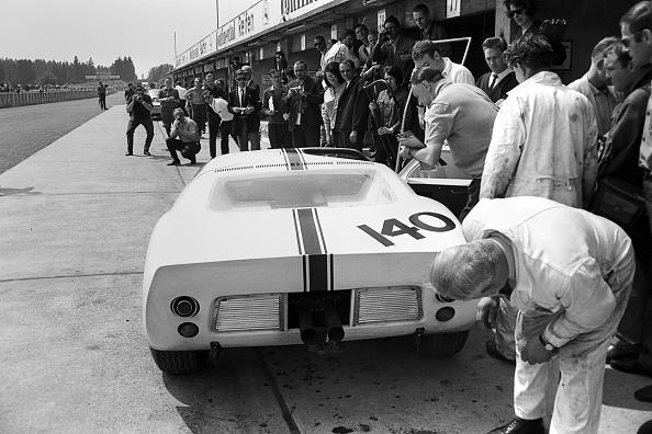 Ford GT「Phil Hill, Grand Prix Of Germany」:写真・画像(13)[壁紙.com]