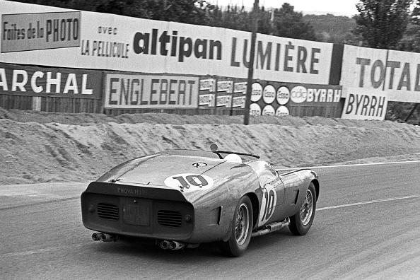 ルマン24時間レース「Phil Hill, 24 Hours Of Le Mans」:写真・画像(12)[壁紙.com]