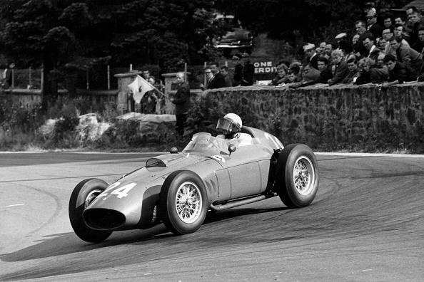 自動車レース「Phil Hill, Grand Prix Of Belgium」:写真・画像(19)[壁紙.com]