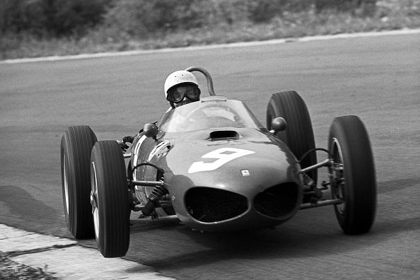 自動車レース「Phil Hill, Grand Prix Of Belgium」:写真・画像(17)[壁紙.com]