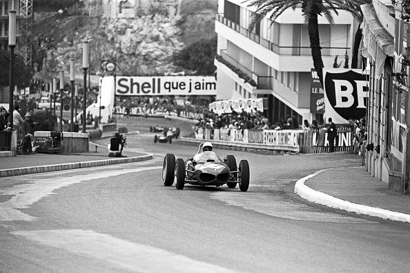 自動車レース「Phil Hill, Grand Prix Of Monaco」:写真・画像(16)[壁紙.com]
