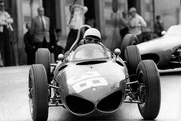 Ferrari「Phil Hill, Grand Prix Of Monaco」:写真・画像(0)[壁紙.com]