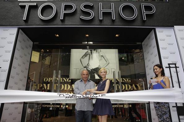 Topshop - Retailer「Topshop Flagship Store Opens In Hong Kong」:写真・画像(10)[壁紙.com]