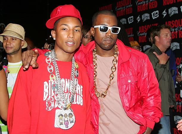 Pharrell Williams & Absolut Ruby Red Pre-VMA Bash:ニュース(壁紙.com)