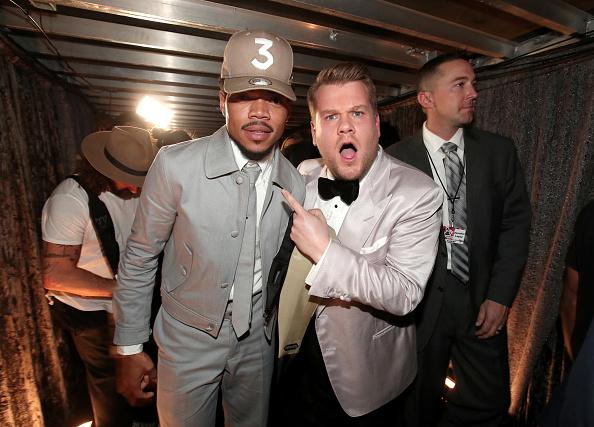 Pink Jacket「The 59th GRAMMY Awards - Backstage」:写真・画像(13)[壁紙.com]