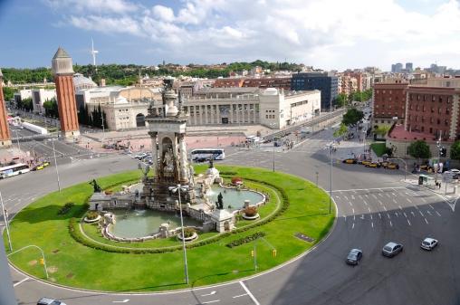 スクエア「Plaza de Espana」:スマホ壁紙(13)