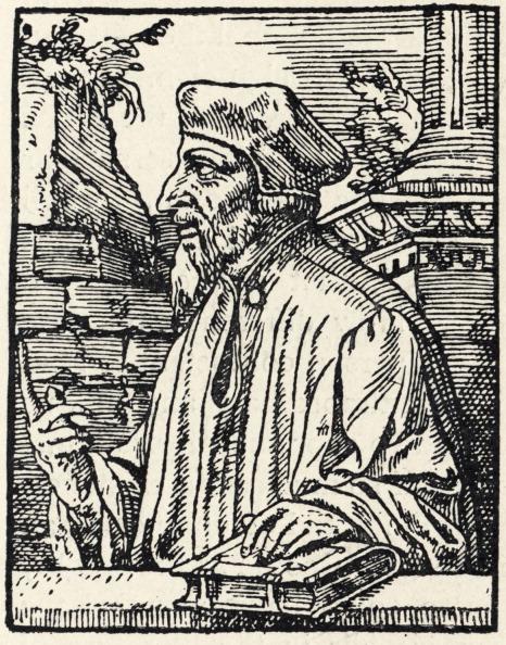 Bale「John Wycliffe portrait - English theologian -made  first English translation of Bible」:写真・画像(15)[壁紙.com]