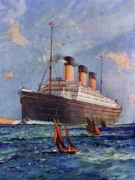 Painting - Activity「RMS Majestic」:写真・画像(11)[壁紙.com]