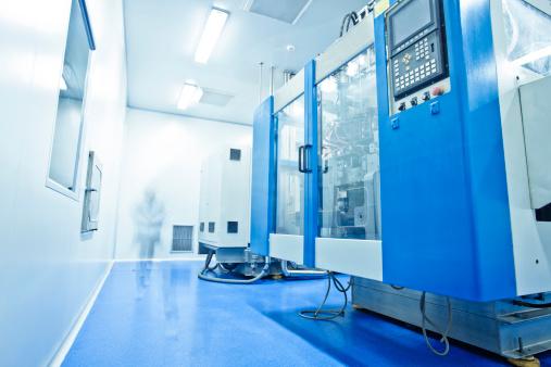 機械「製薬工場装置の動作」:スマホ壁紙(9)
