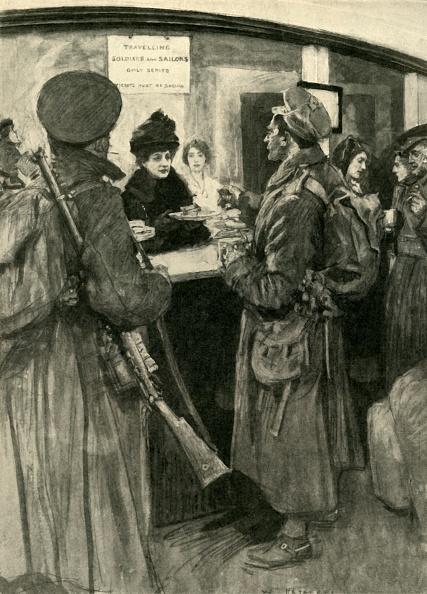 Buffet「Queen Alexandra As A Christmas Fairy」:写真・画像(9)[壁紙.com]