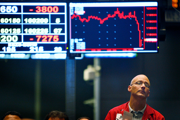 Finance「Financial Markets Drop Ahead Of Bailout Legislation Vote」:写真・画像(4)[壁紙.com]