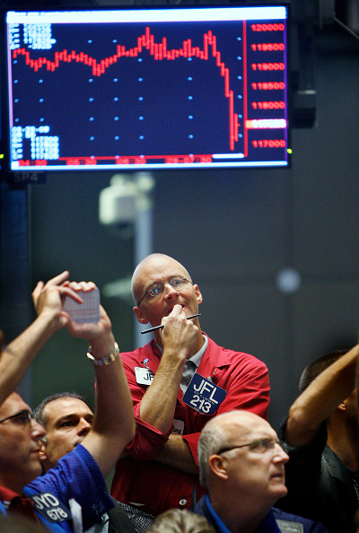 Crisis「Financial Markets Drop Ahead Of Bailout Legislation Vote」:写真・画像(13)[壁紙.com]