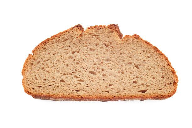 bread slice on white with shadow:スマホ壁紙(壁紙.com)