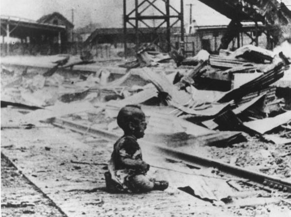 Shanghai「Bombed Baby」:写真・画像(6)[壁紙.com]