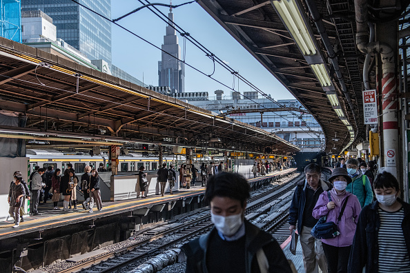 Shinjuku Ward「Covid-19 Continues To Spread In Japan」:写真・画像(0)[壁紙.com]