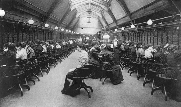 1900-1909「Telephone Exchange」:写真・画像(9)[壁紙.com]