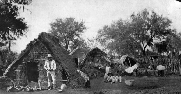 Spencer Arnold Collection「Mexican Dwellings」:写真・画像(0)[壁紙.com]