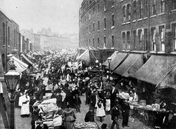 1900-1909「Petticoat Lane」:写真・画像(16)[壁紙.com]
