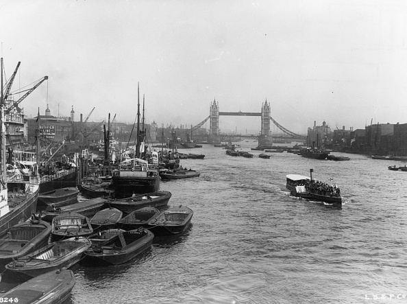 Bridge - Built Structure「The Thames」:写真・画像(19)[壁紙.com]