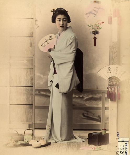 着物「Japanese Woman」:写真・画像(7)[壁紙.com]