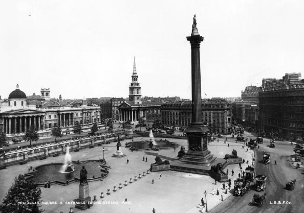1900-1909「Trafalgar Square」:写真・画像(6)[壁紙.com]