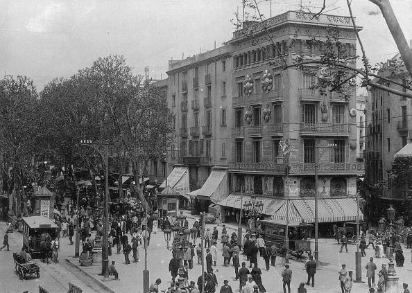 Spencer Arnold Collection「Barcelona」:写真・画像(12)[壁紙.com]