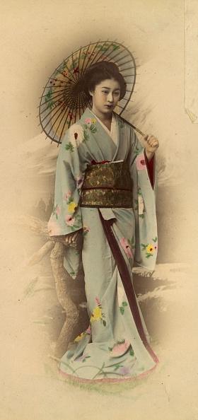 芸者「Off Duty Geisha」:写真・画像(4)[壁紙.com]