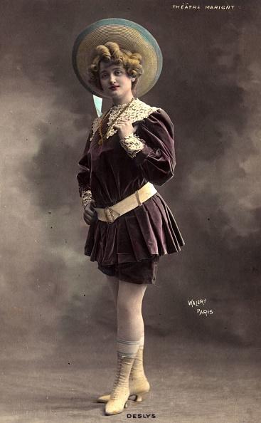 Velvet「Gaby Deslys」:写真・画像(19)[壁紙.com]