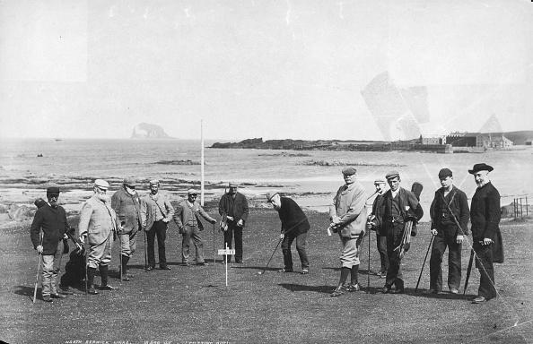 Putting - Golf「Berwick Links」:写真・画像(18)[壁紙.com]