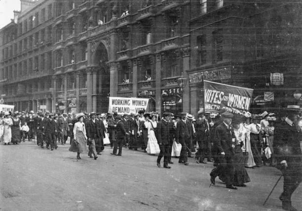 Suffragettes:ニュース(壁紙.com)