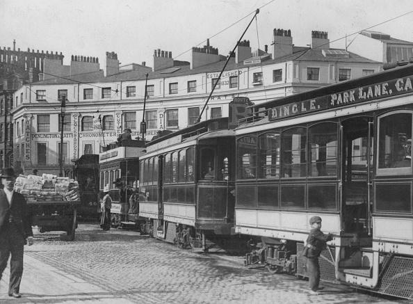 Liverpool - England「Tram Terminus」:写真・画像(5)[壁紙.com]
