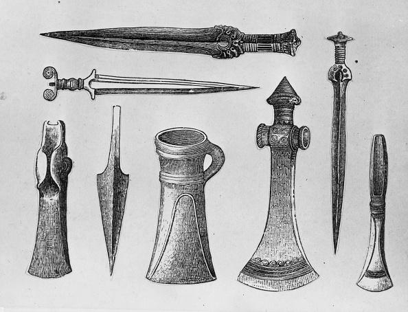 Archaeology「Bronze Age Tools」:写真・画像(3)[壁紙.com]