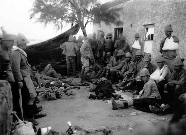Reinhold Thiele「Boer War」:写真・画像(0)[壁紙.com]