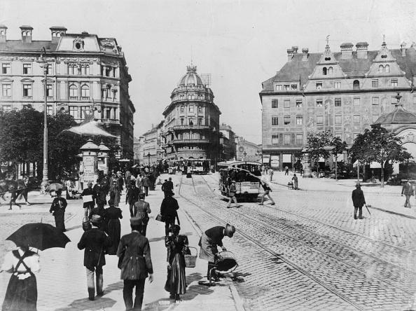 Bavaria「Munich Trams」:写真・画像(1)[壁紙.com]