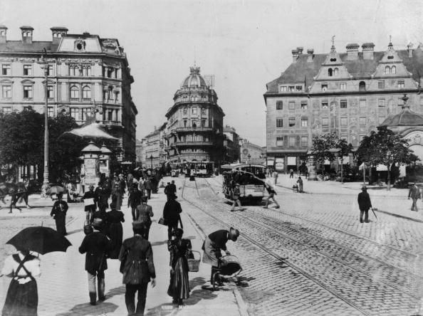 Munich「Munich Trams」:写真・画像(11)[壁紙.com]