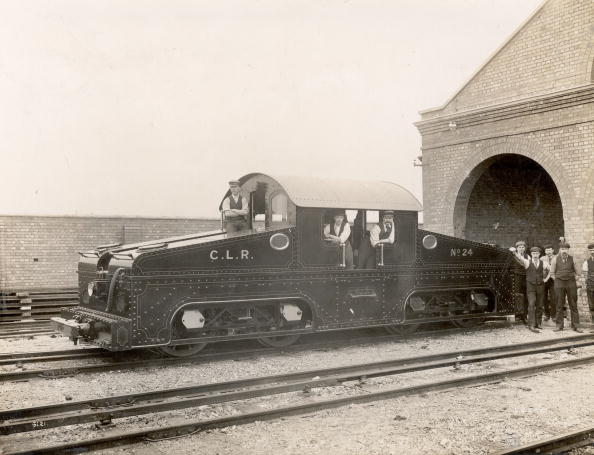 1900-1909「Underground Train」:写真・画像(10)[壁紙.com]
