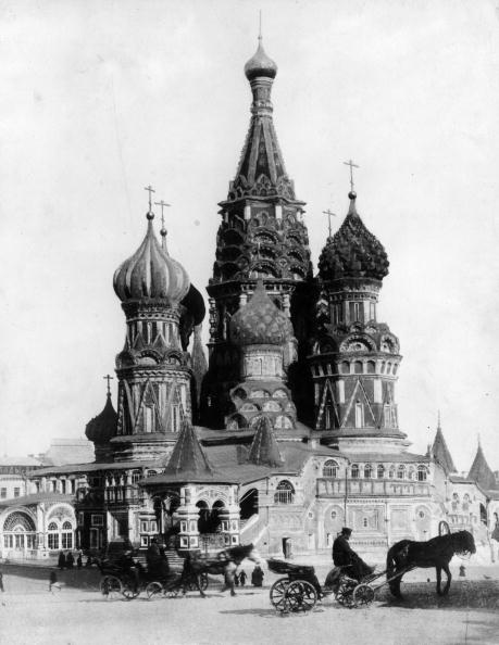 Red Square「St Basil's Cathedral」:写真・画像(17)[壁紙.com]